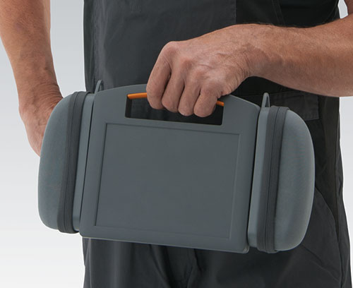 Carrytec M Carrying Cases and Shoulder Strap