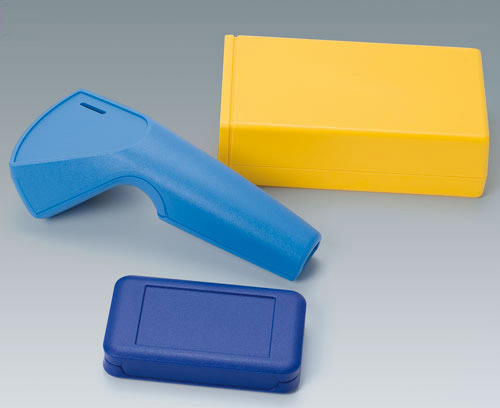 Properties of plastics for enclosures