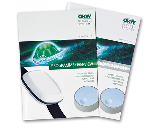 OKW Catalogue Is Now In Two Parts