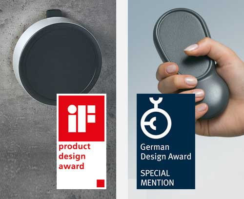 Awards for good product design