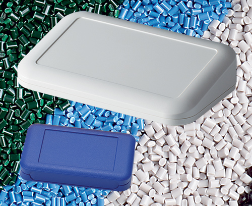 Guide to the plastics used for OKW enclosures