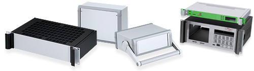 Metcase metal enclosures