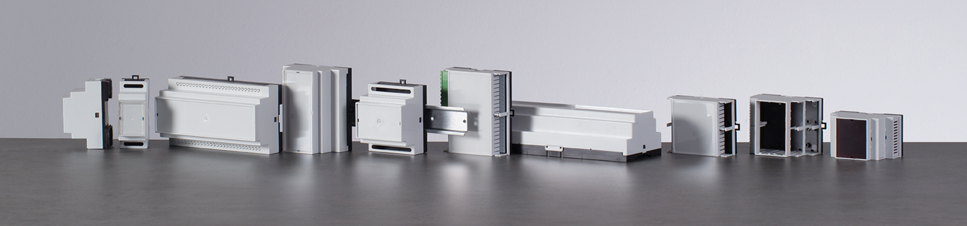 How to specify DIN rail enclosures?