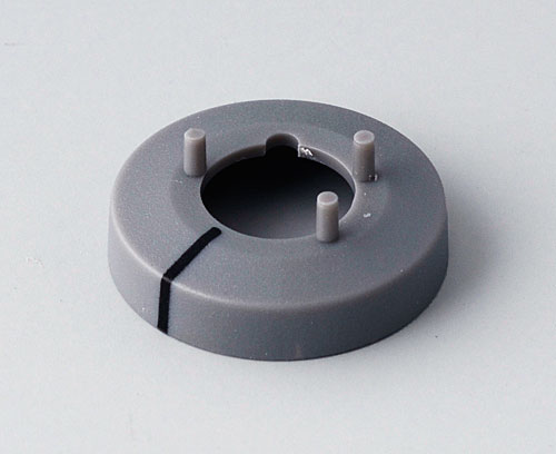 A7510018 Nut cover 10, with line