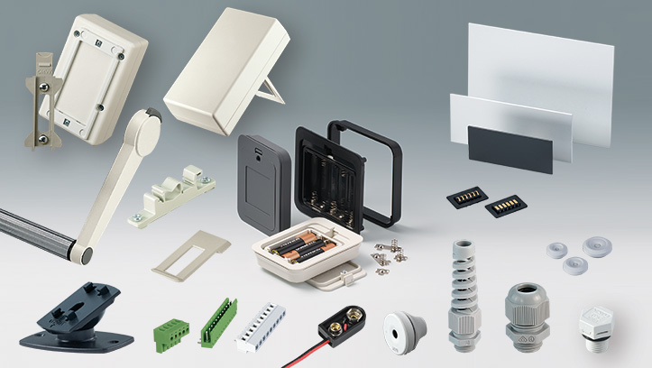 accessories for enclosures
