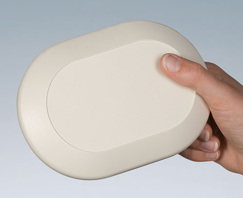 Rounded contours for handheld applications