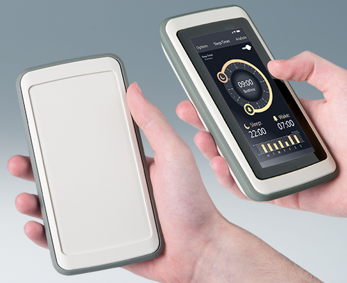 SLIM-CASE Slim Design Enclosures For Handheld OEM Technology