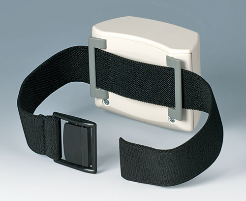 Belt strap for the arm, e.g. for Ergo-Case