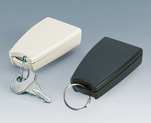 Key ring, e.g. for Smart-Case XS