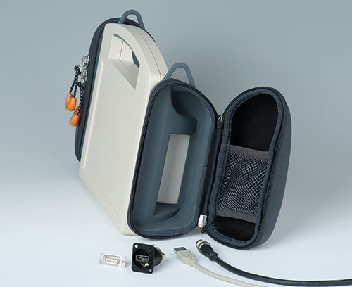 Protection bags for cable, sensors etc. (sizes S and M)