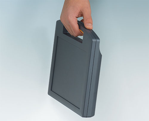 slim enclosure version CARRYTEC - ideal for tablets etc.