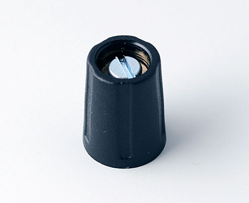 A2510030 ROUND KNOB 10, without line