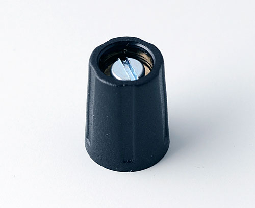 A2510040 ROUND KNOB 10, without line