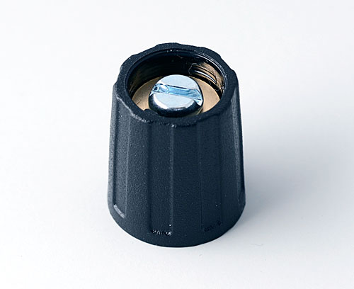 A2513060 ROUND KNOB 13.5, without line