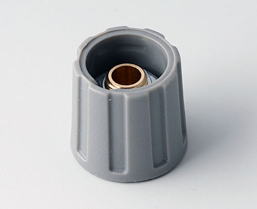A2516068 ROUND KNOB 16, without line
