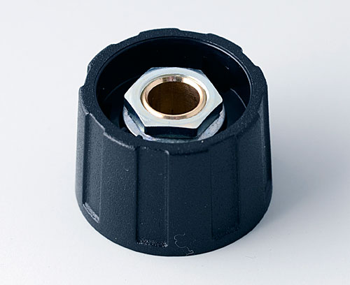 A2523060 ROUND KNOB 23, without line