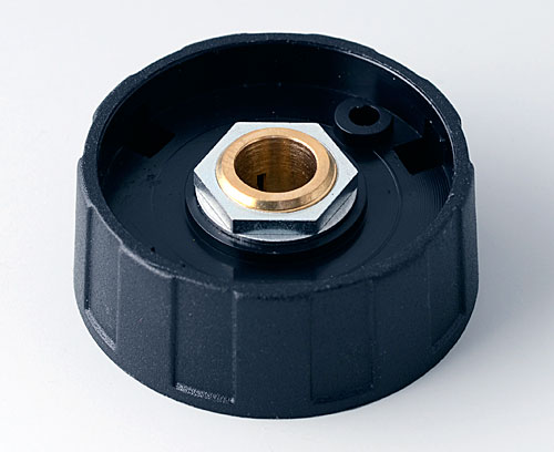 A2540080 ROUND KNOB 40, without line
