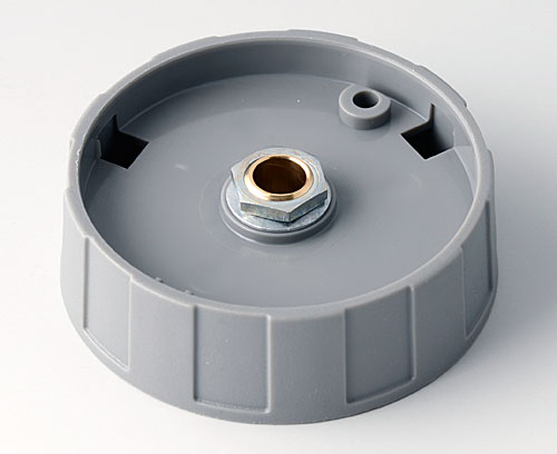 A2550068 ROUND KNOB 50, without line