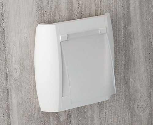 A9193121 Hinged lid S, L