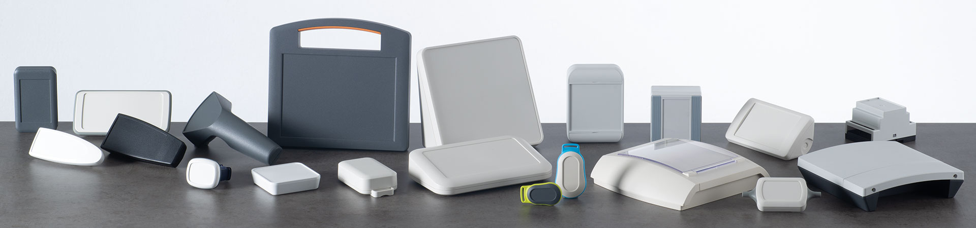 Plastic enclosures