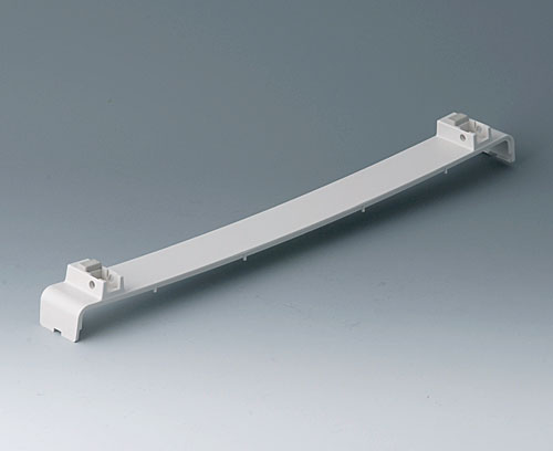 A0136370 Snap-in panel, without slots, with feet