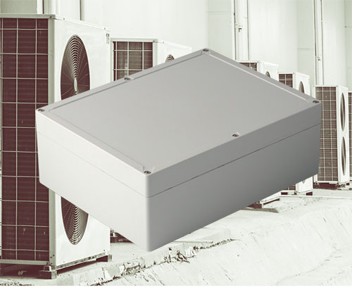 IN-BOX installation enclosures