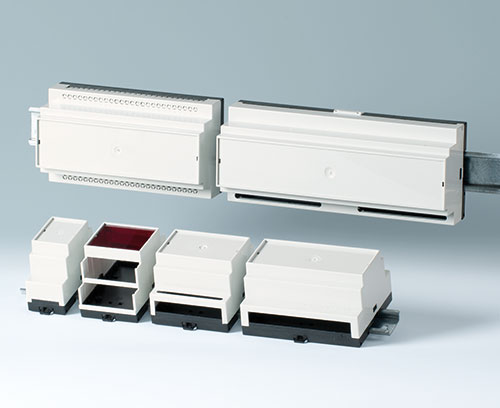Different sizes (2 - 12 modules)