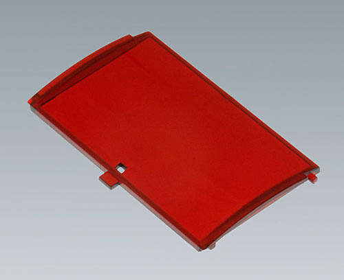B6803302 Front lid convex with hinge, 4 modules