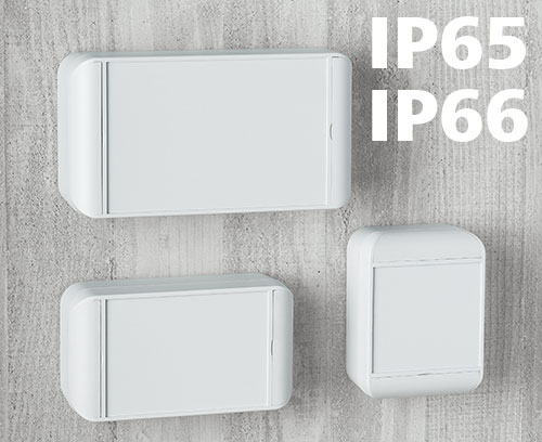 SMART-BOX IP65 enclosure