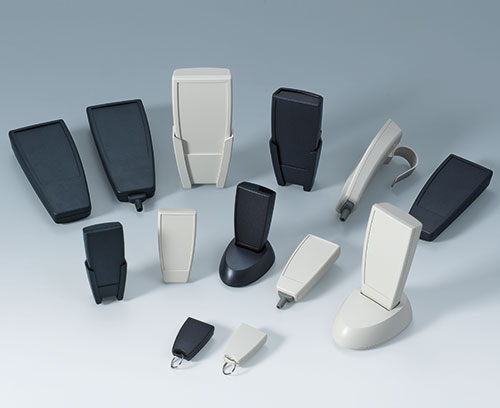 Comprehensive range of enclosures and accessories
