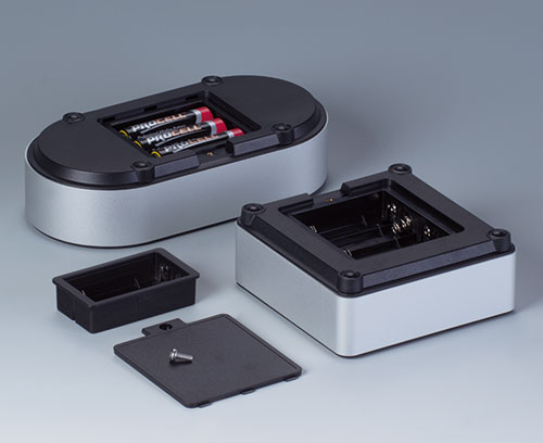 Synergy enclosures with battery compartment AA (acc.)
