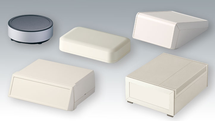 table-top and instrument enclosures