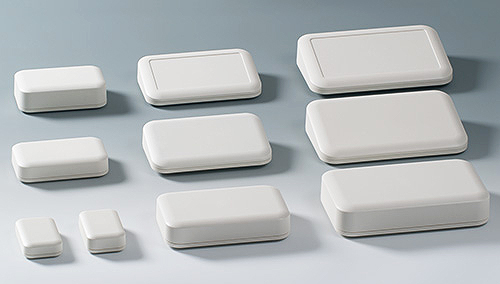 Evotec desktop enclosures range