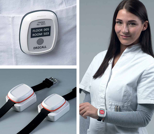 BODY-CASE enclosures for wearable medical devices
