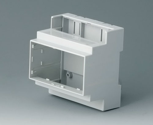 RAILTEC C without ventilation slots, 1 side open