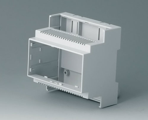 RAILTEC C with ventilation slots, 2 sides open