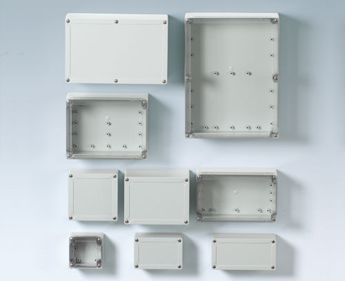 In-Box IP66 enclosures