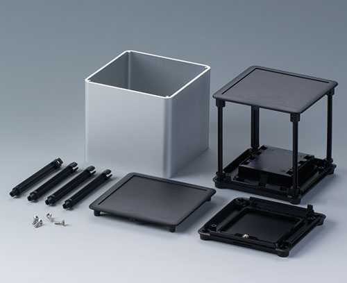 Synergy extruded enclosures