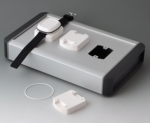 Body-Case charging stations